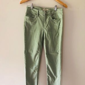 Calvin Klein Jeans Ankle Skinny - Mint